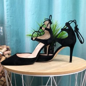 Browns Couture stiletto shoes